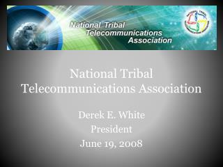 National Tribal Telecommunications Association