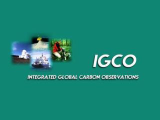 Objectives of an integrated carbon  observing system