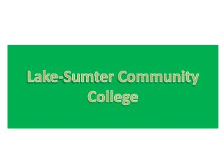 Lake-Sumter Community College