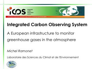 Integrated Carbon Observing System