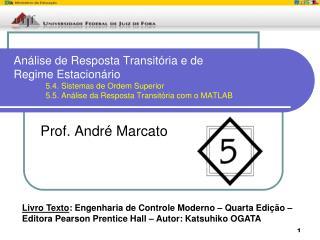 Prof. Andr� Marcato
