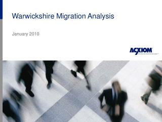 Warwickshire Migration Analysis