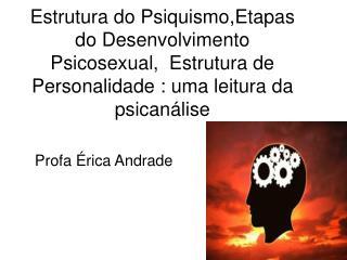 Profa Érica Andrade