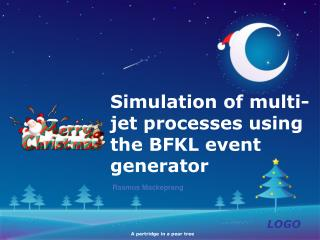 Simulation of multi-jet processes using the BFKL event generator