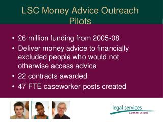 Evaluation: Money Advice Outreach Pilots