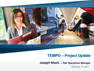 TEMPO – Project Update