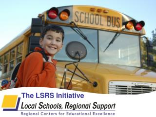 The LSRS Initiative
