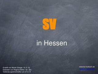 in Hessen