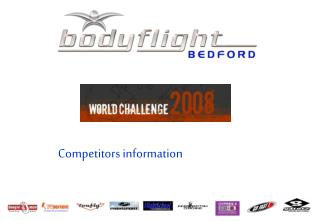 Competitors information