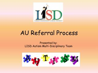 AU Referral Process