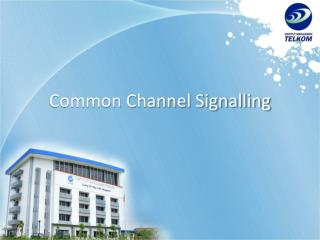 Common Channel Signalling