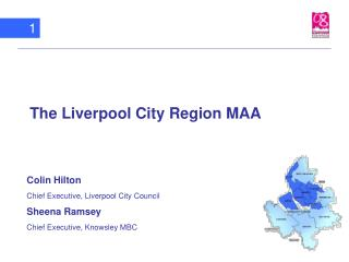 The Liverpool City Region MAA
