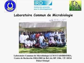 Laboratoire Commun de Microbiologie