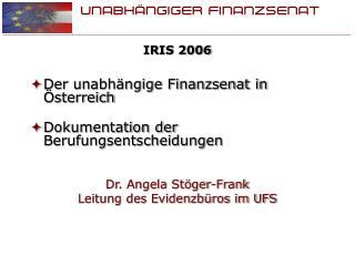 IRIS 2006