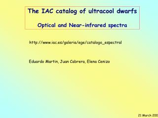 The IAC catalog of ultracool dwarfs Optical and Near-infrared spectra