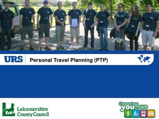 Personal Travel Planning (PTP)