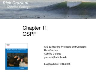 Chapter 11 OSPF