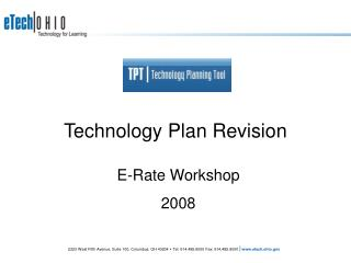 Benefits of Technology Planning
