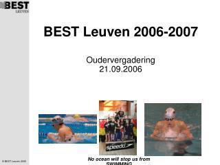 BEST Leuven 2006-2007