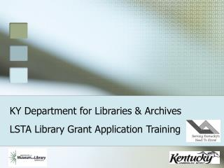 KY Department for Libraries & Archives