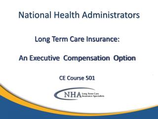 National Health Administrators