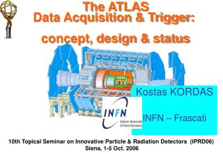 The ATLAS  Data Acquisition & Trigger:  concept, design & status