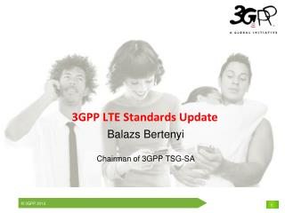 3GPP LTE Standards Update