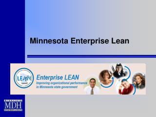 Minnesota Enterprise Lean