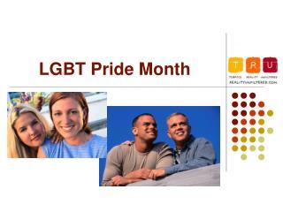 LGBT Pride Month