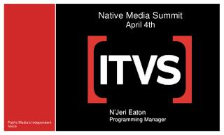 Native Media Summit April 4th