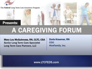 A Caregiving Forum