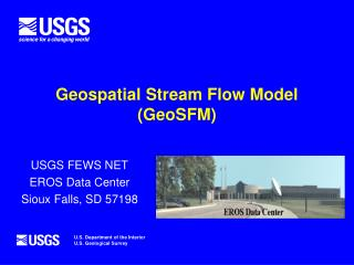 Geospatial Stream Flow Model GeoSFM