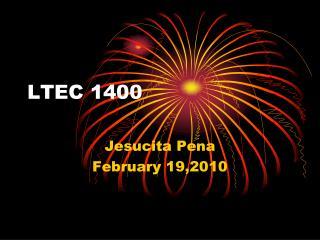 LTEC 1400