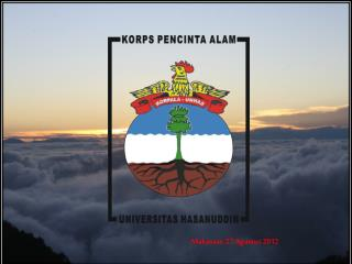 Makassar, 27 Agustus 2012