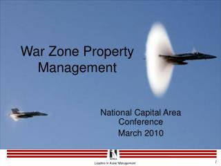 War Zone Property Management