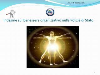 Indagine sul benessere organizzativo nella Polizia di Stato