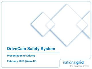 DriveCam Safety System