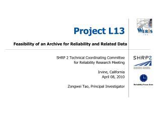 Project L13