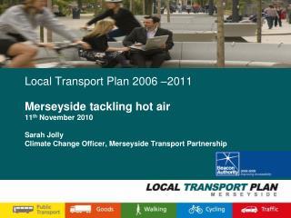 Merseyside Transport Partnership