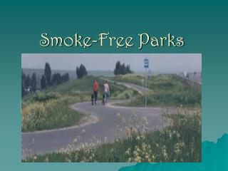 Smoke-Free Parks