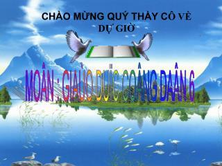 MO�N : GIA�O DU�C CO�NG DA�N 6