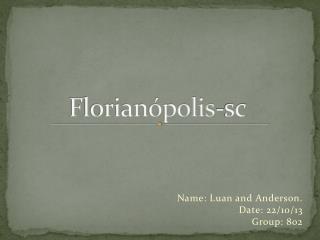 Florian�polis-sc