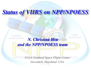 NASA Goddard Space Flight Center Greenbelt, Maryland  USA
