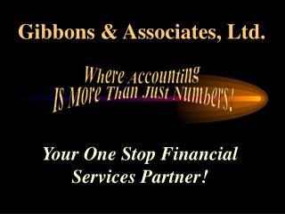 Gibbons & Associates, Ltd.