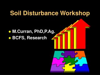 Soil Disturbance Workshop