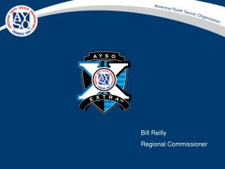 Bill Reilly Regional Commissioner
