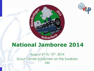 National  Jamboree  2014