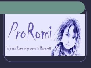 2/Stichting  Pro Romi Nederland