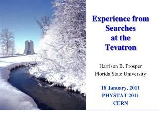 Experience from Searches  at the  Tevatron