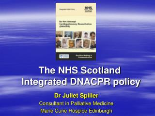The NHS Scotland  Integrated DNACPR policy
